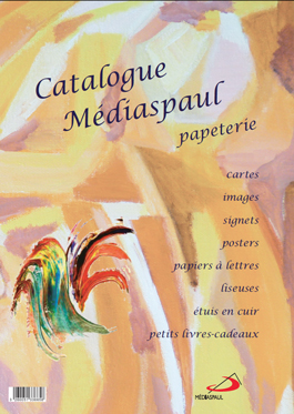 Catalogue papeterie Médiaspaul