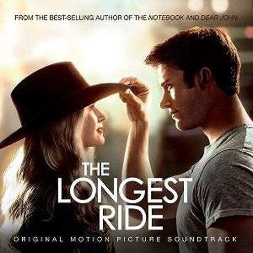 CD - THE LONGEST RIDE (CHEMIN CROISES)